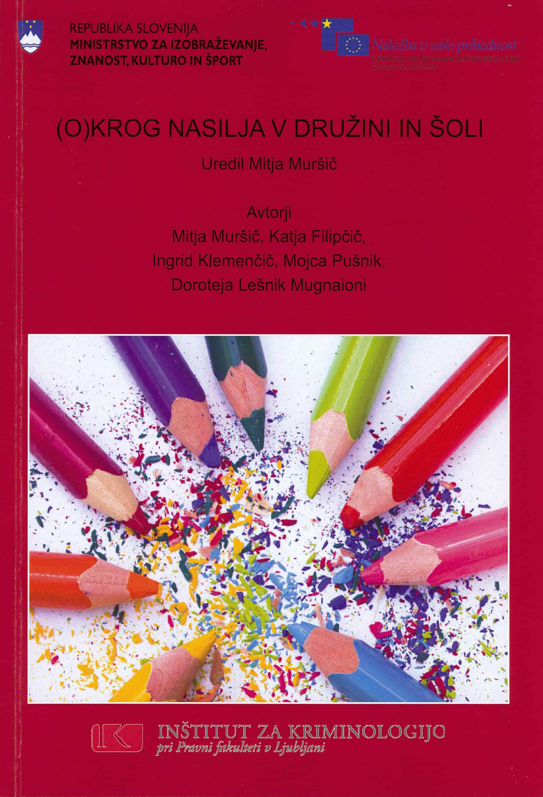 (O)krog nasilja v družini in šoli