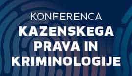 12. konferenca kazenskega prava in kriminologije