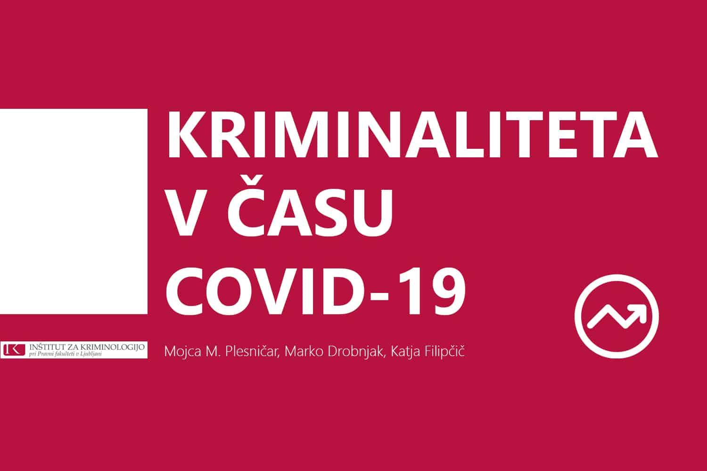 Kriminaliteta v času covid-19